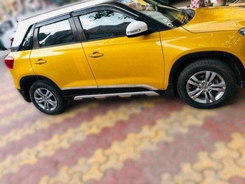 Used Maruti Suzuki Vitara Brezza ZDi Plus 2016 MT in New Delhi