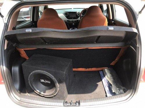 Used Hyundai Grand i10 2017 AT for sale in Mumbai