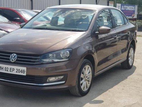 Used 2017 Volkswagen Vento 1.6 Highline MT for sale in Pune