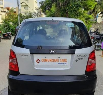 Used 2007 Hyundai Santro Xing MT for sale in Bangalore