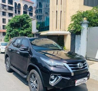 Used Toyota Fortuner 2.8 4WD AT 2007 AT for sale in Mumbai