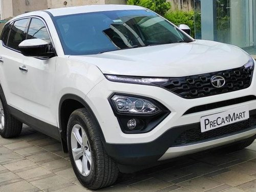 Used Tata Harrier XZ BSIV 2019 MT for sale in Bangalore