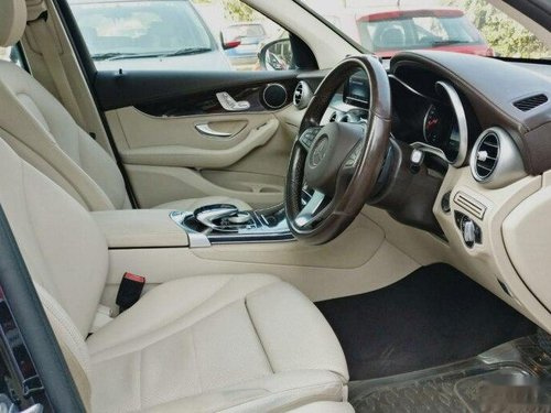 Used Mercedes Benz GLC 2016 AT for sale in Pune