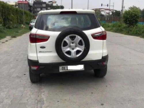 Ford EcoSport 1.5 Petrol Ambiente 2015 MT for sale in New Delhi