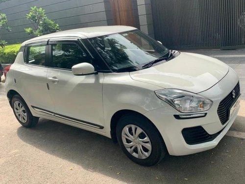 Maruti Suzuki Swift VXI 2018 AT for sale in New Delhi
