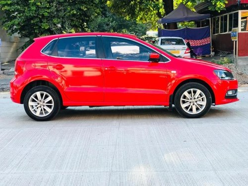 Used Volkswagen Polo 1.2 MPI Highline 2015 MT in Bangalore