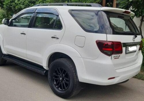 Used Toyota Fortuner 3.0 Diesel 2015 MT for sale in Gurgaon