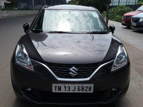Maruti Suzuki Baleno Zeta 2017 MT for sale in Chennai