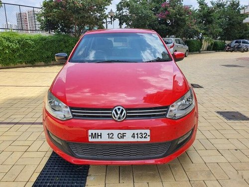 Used 2010 Volkswagen Polo MT for sale in Pune