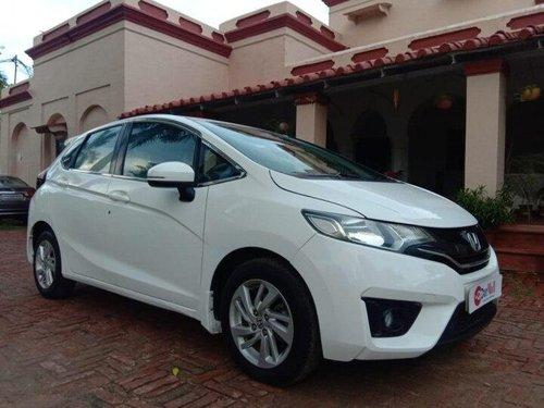 Used 2015  Honda Jazz VX Diesel MT for sale in Agra