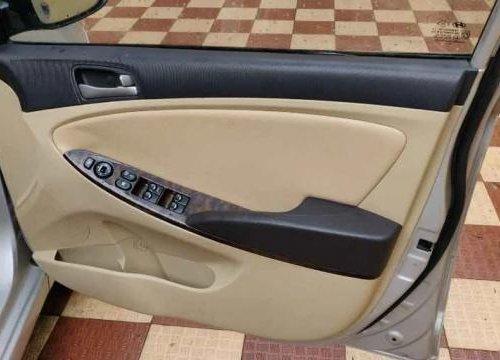 Used Hyundai Verna 1.6 CRDi SX 2016 MT for sale in New Delhi