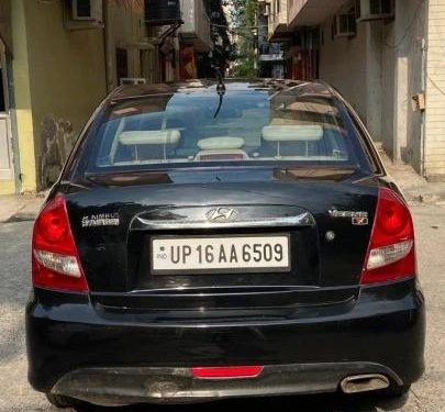 Used 2010 Hyundai Verna MT for sale in New Delhi