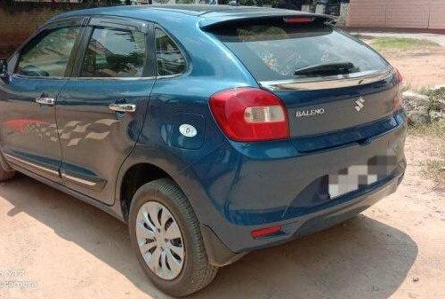 2017 Maruti Suzuki Baleno MT for sale in Hyderabad