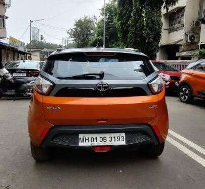 Tata Nexon 1.2 Revotron XZA Plus DualTone 2018 AT for sale in Mumbai