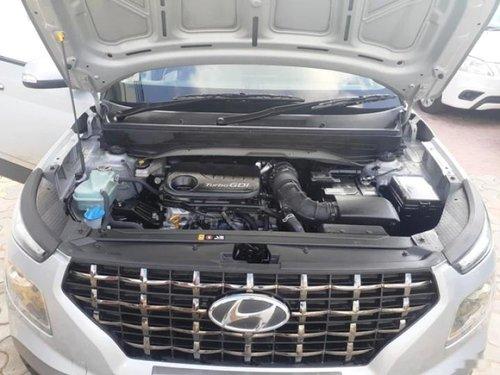 Used Hyundai Venue 2019 AT for sale in Jaipur