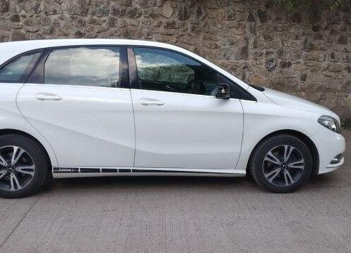 Used 2014 Mercedes Benz B Class AT for sale in Pune
