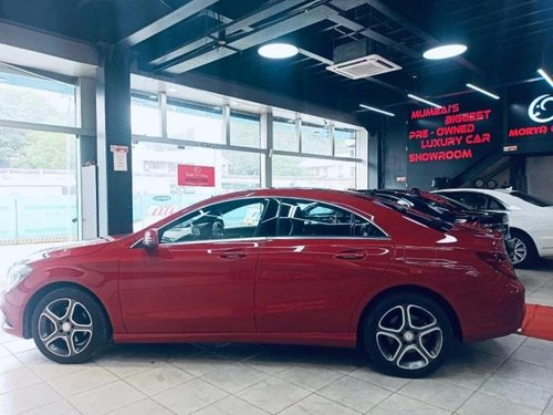 Mercedes-Benz CLA 200 CDI Sport 2015 AT for sale in Mumbai