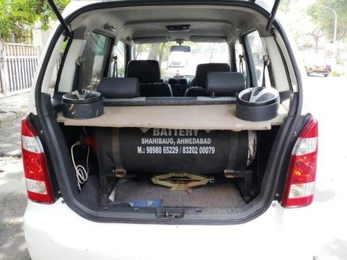 Used Maruti Suzuki Wagon R LXI 2008 MT in Ahmedabad -11
