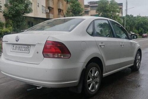 Volkswagen Vento 1.6 Highline BSIV 2012 MT in Ahmedabad -0