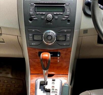 Used 2010 Toyota Corolla Altis AT for sale in Mumbai