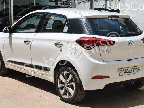 Used Hyundai i20 Asta 1.2 2015 MT for sale in Hyderabad