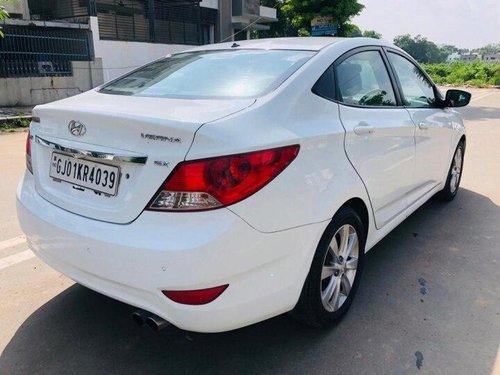 Hyundai Verna SX 2012 Diesel MT for sale in Ahmedabad