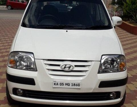 Used Hyundai Santro Xing GLS 2014 MT in Bangalore