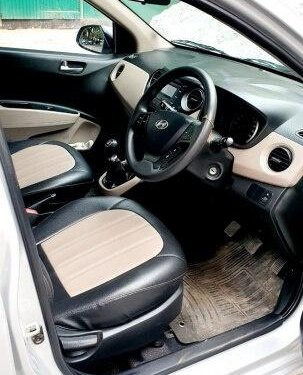 Used Hyundai Grand i10 1.2 Kappa Sportz 2016 MT in Bangalore