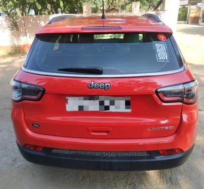 Used Jeep Compass 2.0 Limited 2017 MT for sale in Hyderabad