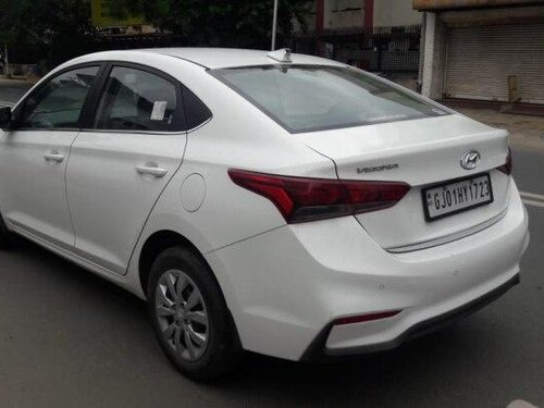 2018 Hyundai Verna 1.6 CRDi EX MT for sale in Ahmedabad