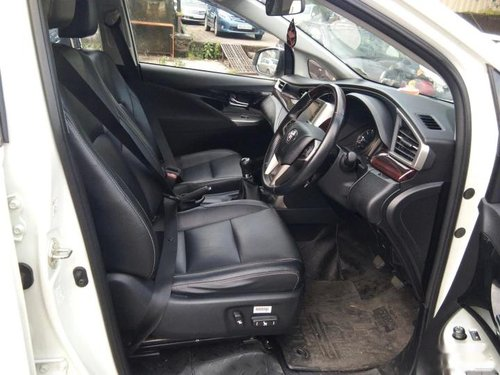 Used Toyota Innova Crysta 2.4 ZX MT 2017 MT for sale in Mumbai