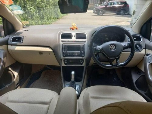 Used Volkswagen Vento TSI 2015 AT for sale in Mumbai