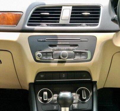 Used Audi Q3 30 TDI Premium FWD 2017 AT for sale in Pune