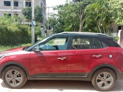 Used 2018 Hyundai Creta AT for sale in Hyderabad-6