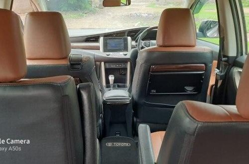 Toyota Innova Crysta 2.4 ZX 2017 AT for sale in Chennai