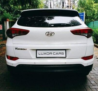 Used 2016 Hyundai Tucson AT for sale in Pune