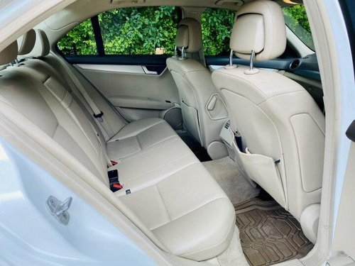 Used 2013 Mercedes Benz C-Class MT for sale in Pune
