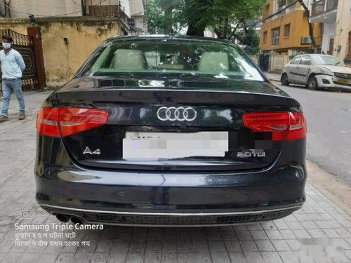 Used Audi A4 2.0 TDI 2012 AT for sale in Kolkata