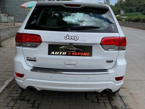 Used Jeep Grand Cherokee Summit 4x4 2015 AT for sale in Pune
