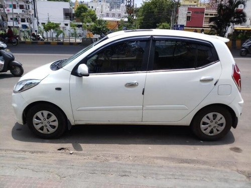 Used Hyundai i10 2011 AT for sale in Hyderabad