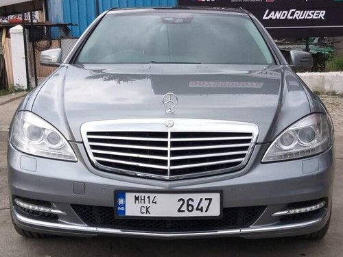 Used Mercedes Benz S Class 2010 AT for sale in Pune