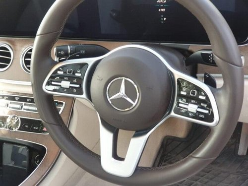 Mercedes-Benz E-Class Exclusive E 220d 2019 AT in Ahmedabad