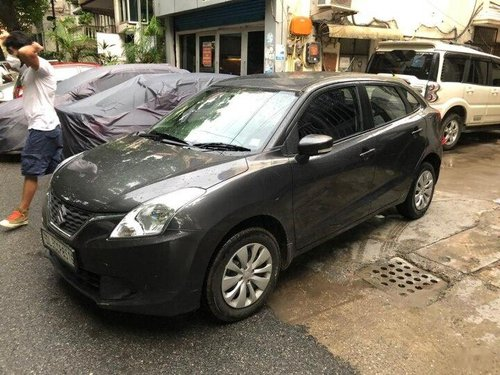 2018 Maruti Suzuki Baleno Alpha  CVT AT for sale in New Delhi
