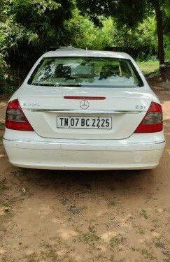 Mercedes-Benz E-Class Expression E 220 d 2009 AT for sale in Chennai