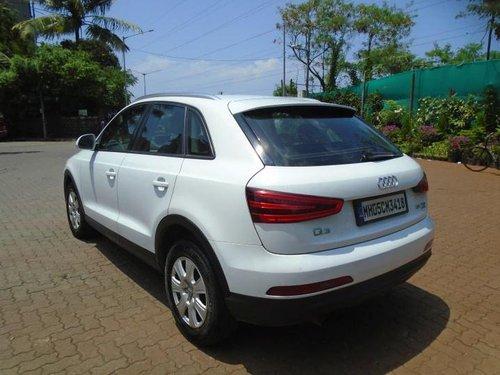 Used Audi Q3 2015 AT for sale in Mumbai