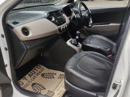 Hyundai Grand i10 Asta 2015 MT for sale in Thane