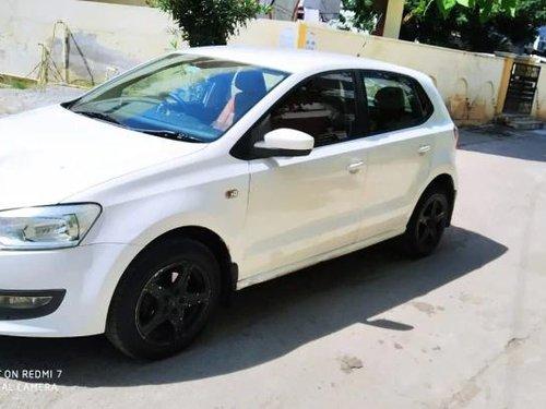 Used Volkswagen Polo 1.5 TDI Comfortline 2012 MT in Hyderabad