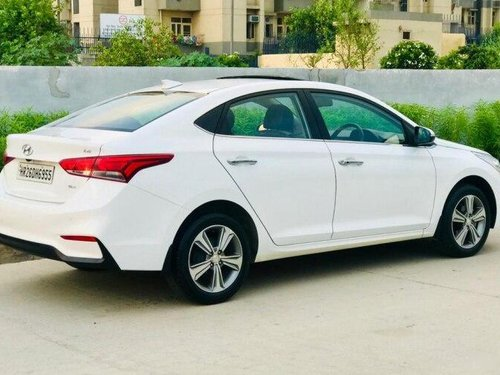 Used Hyundai Verna 1.6 SX VTVT 2017 AT for sale in New Delhi