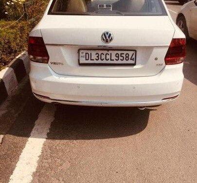 Volkswagen Vento TSI 2017 AT for sale in New Delhi