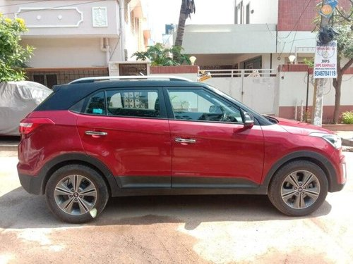 Used 2018 Hyundai Creta AT for sale in Hyderabad